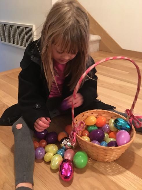 Easter Haul