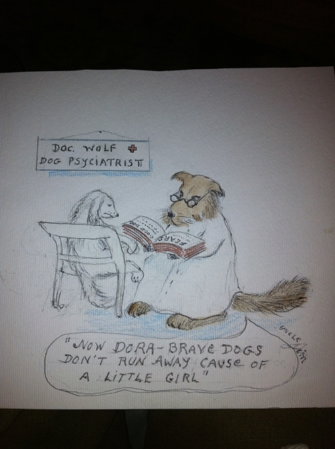 Dr Wolf