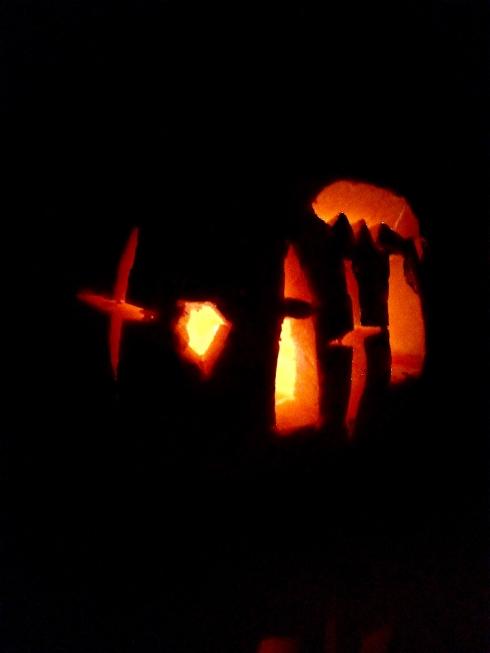Cryptic Pumpkin