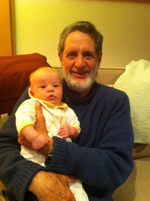 Grandpa Mitchell