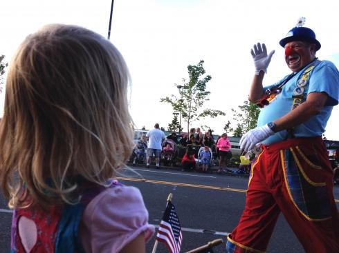 Greenwood Seafair Parade