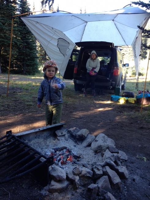 Camping Trip 2014