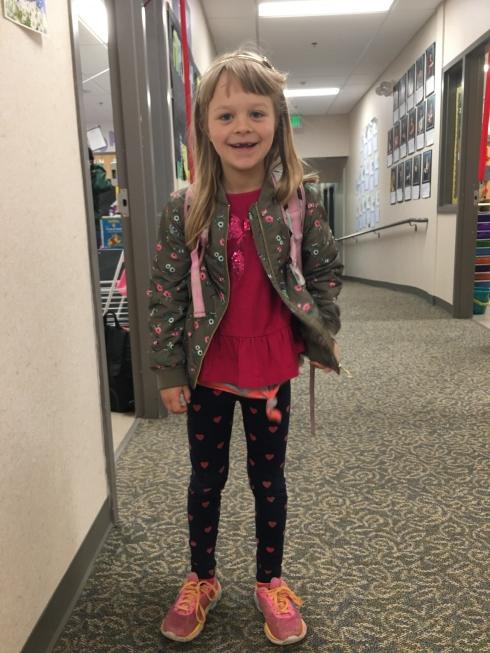 First Grade at Evergreen