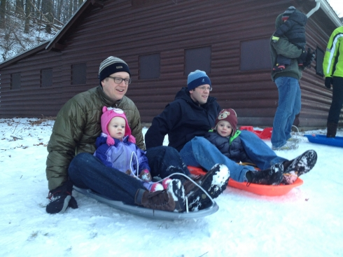 Brothers in Sled‏