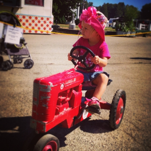 Tractor Tike