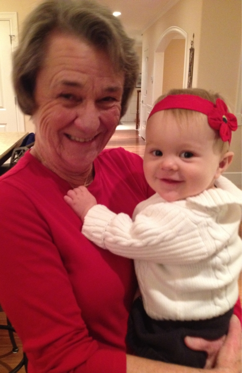 Giving Thanks to Grandma Suzanne